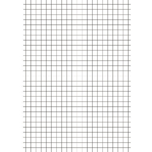Loose Leaf Paper A4 5mm Squares Pack of 2500 EN09810
