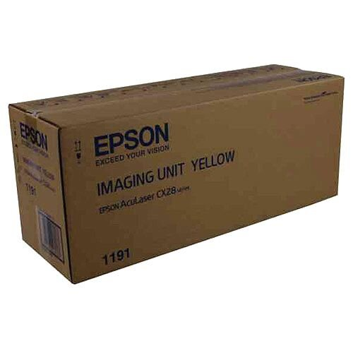 Epson AcuLaser CX28DN Imaging Unit 30K Yellow C13S051191