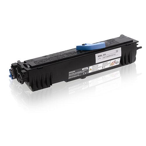 Epson S050522 Black Toner Cartridge C13S050522 AcuLaser M1200 Return Standard Yield 1.8K+ Pages
