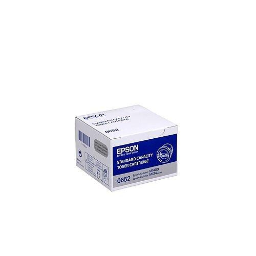 Epson S050652 AcuLaser Toner Cartridge Black C13S050652 1000+ Pages