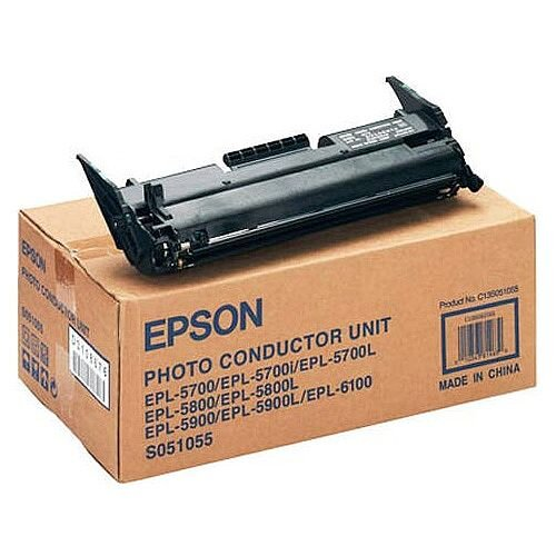 Epson Photoconductor Unit EPL-5700 S051055 C13S051055