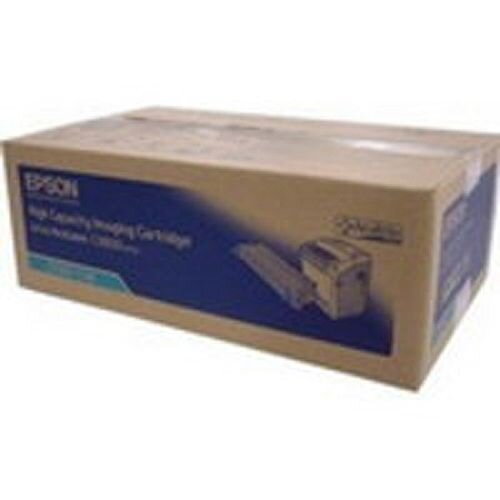 Epson S051126 Cyan High Capacity Toner Cartridge C13S051126 9000+ Pages