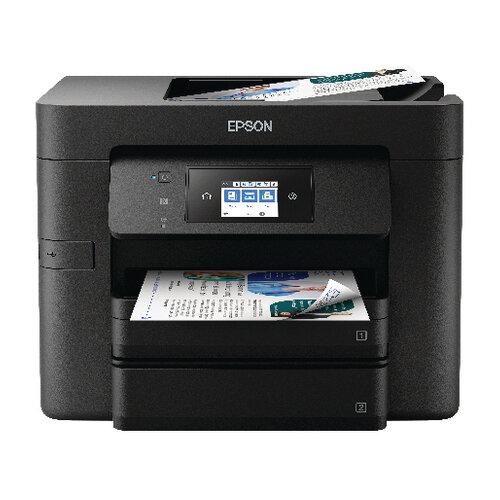Epson WorkForce Pro Inkjet Printer WF-4730DTWF C11CG01401