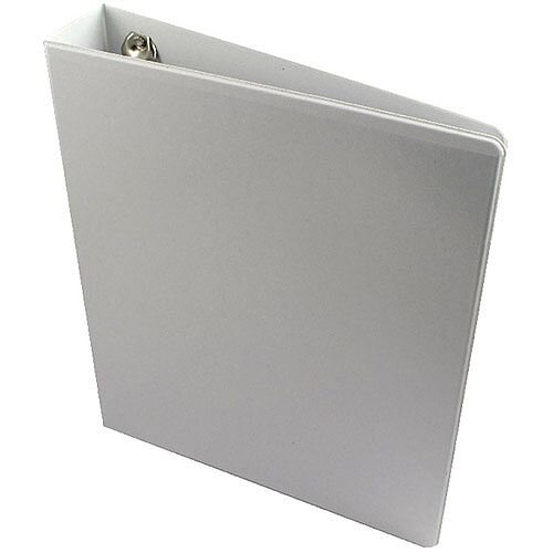 Esselte Presentation 4D-Ring Binder 40mm A4 White 49704