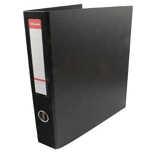 Esselte 4D-Ring Binder A4 40mm Black 82407