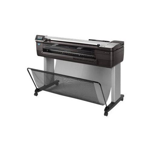 HP Designjet T830 36-in Large Format Thermal Inkjet Printer - 2400 x 1200 dpi - Paper Size: A0 - Black,Cyan,Magenta,Yellow