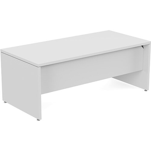 Fermo Executive Office Desk W1900mm White