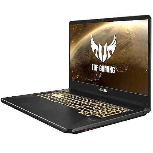 Asus ROG 17.3″ Gaming Laptop - 8GB DDR4 RAM - CPU AMD Ryzen 5 - 256GB SSD Storage - AMD RX560 4GB Graphics Card - Windows 10 - FFX705DY-AU035T