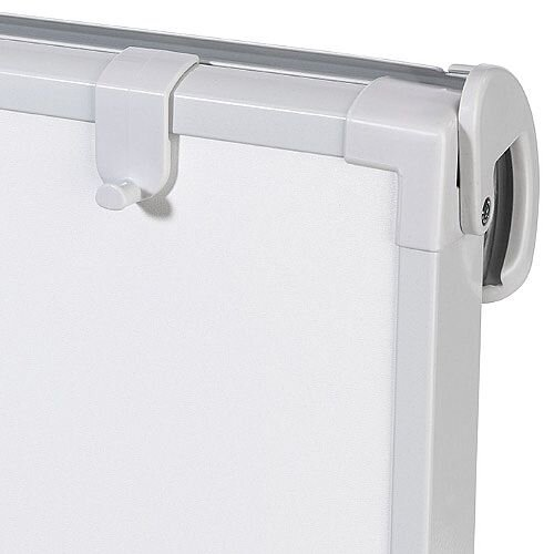Franken Plastic Hooks for Flipchart Easels Pack of 2  A1070/132CH