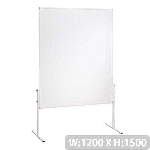 Franken ValueLine Training Board Magnetic Whiteboard Standard 1200x1500mm