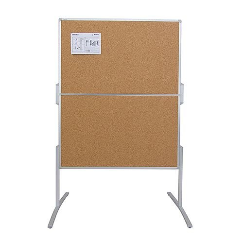 Franken PRO Foldable Training Board Cork Double Sided 1200x1500mm MT8804