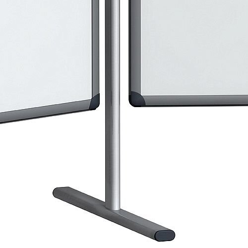 Franken Single Stand with Standard Foot for PRO Partition System SWS818