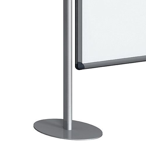 Franken Round Base Stand for PRO Partition System Pack of 1