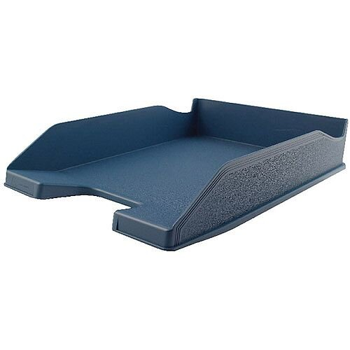Stackable Letter Tray Blue A4+ Exacompta Forever 113101D