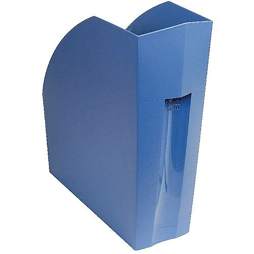 Magazine Rack Blue A4+ Exacompta Forever 180101D