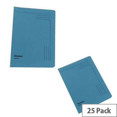 Europa Assorted Pocket Spiral Files Pack of 25