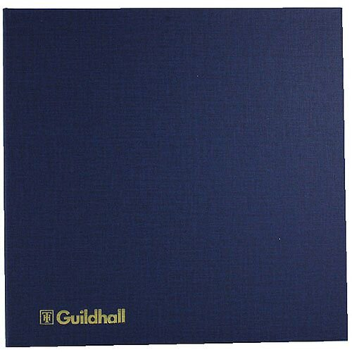 Guildhall Account Book 80pp 51/10
