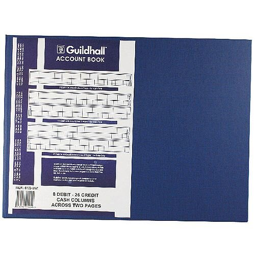 Guildhall Account Book 80pp 61/8-26