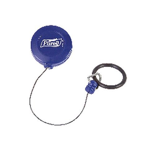 Purell Personal Gear Retractable Hand Sanitising Clip (Pack 24) 9608-24