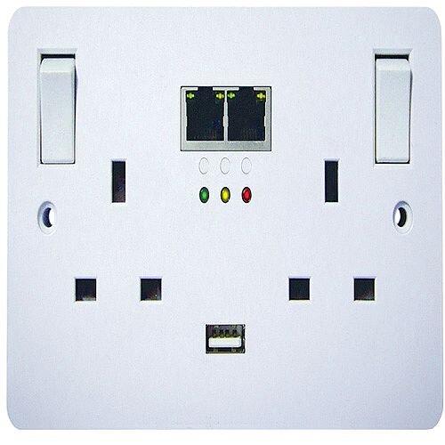 Connekt Gear High Speed WiFi Powerline Additional Access Point 27-3020/WIFI/1