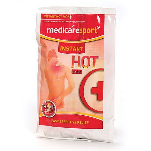 Medicare Instant Heat/Hot Pack Pack of 10 3601008