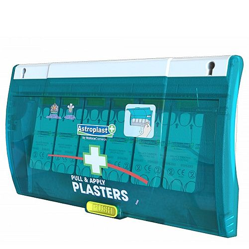 Pull 'n' Open Plaster Dispenser Fabric 7.2 x 2.5cm 1007020