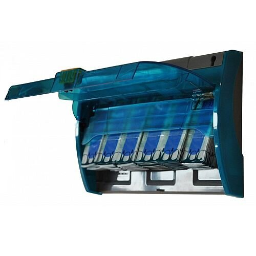 Pull 'n' Open Plaster Dispenser Blue Detectable Assorted 1007024