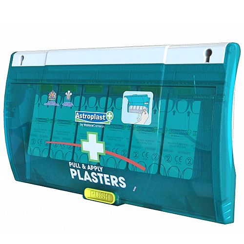 Pull 'n' Open Plaster Dispenser Heavy Duty 7.2 x 2.5cm 1007026