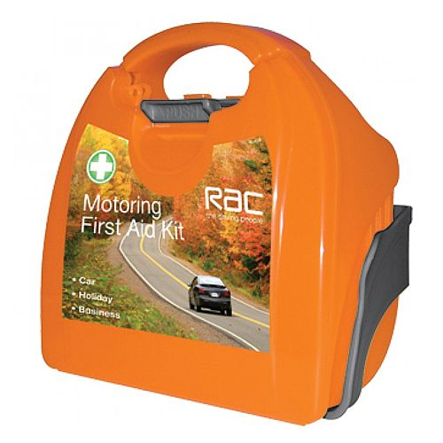 RAC Vivo Motoring First Aid Kit Up to 5 Person 1019040