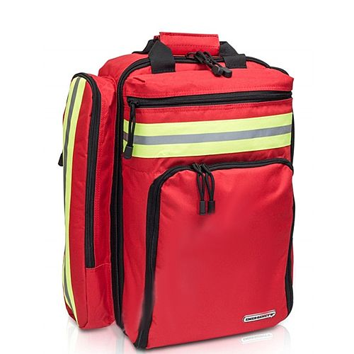 Emergency First Aid Kit ALS Trauma Backpack Large 37 x 45 x 21 cm Red