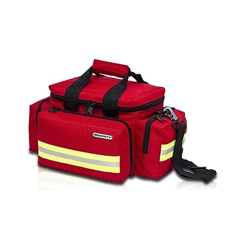 Emergency's ALS Red Light Bag 44 x 25 x 27cm Red