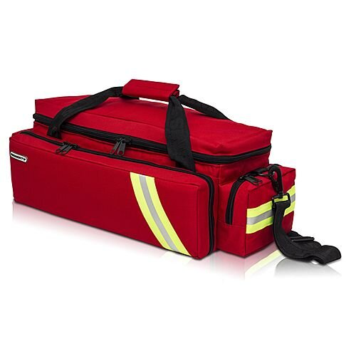 Emergency's ALS Oxygen Therapy Bag 63 x 22.5 x 24cm Red