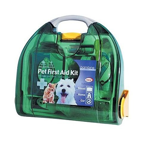 Bambino Pet First Aid Kit Pack 1 1033037