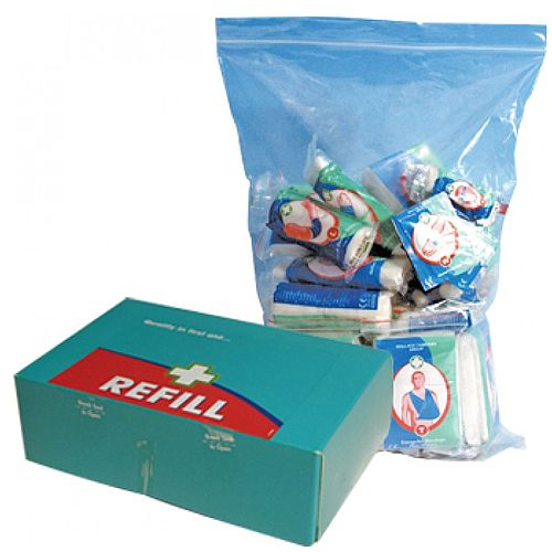 HSA First Aid Kit Refill 26-50 Persons Food Hygiene 1036156