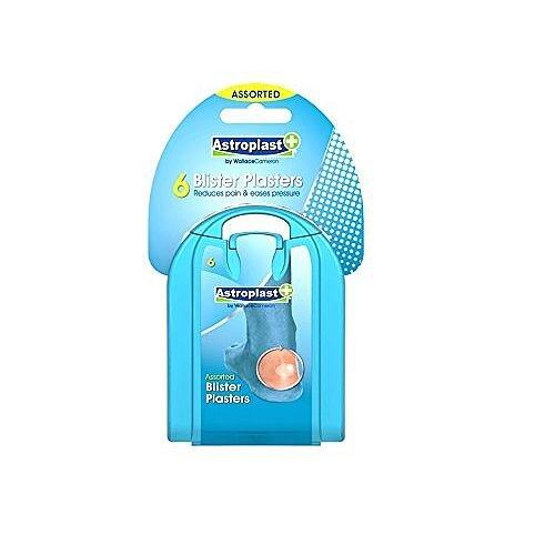 Astroplast Hypoallergenic Pico Blister 5 x Plasters Medium Pack 1 1043092