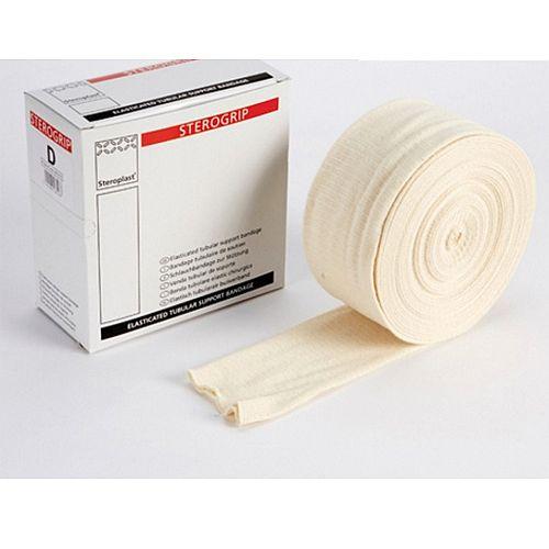 Elastic Tubular Support Bandage Size F 10cm x 10m 1807007