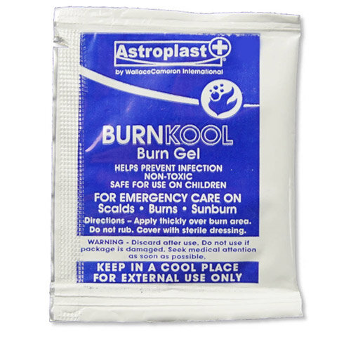 Astroplast Burn Kool Gel 3.5ml/g Sachet