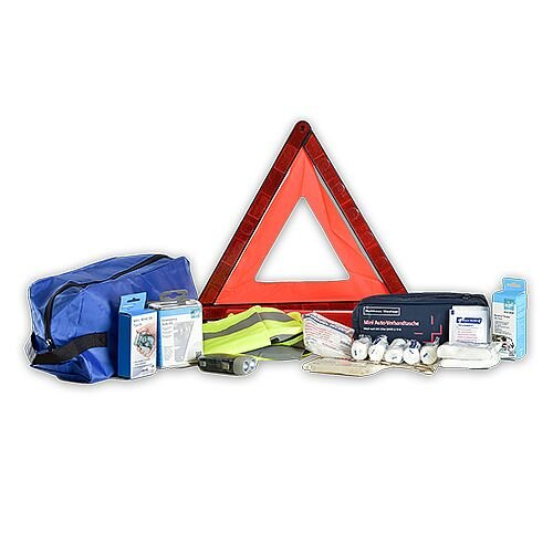 European Motoring Pack Blue Bag HA4210103