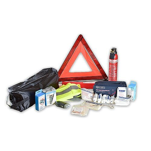 Complete European Motoring Pack Black Bag HA4210104