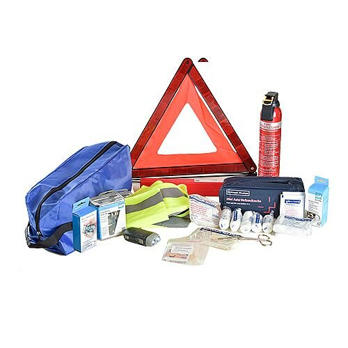 Complete European Motoring Pack Blue Bag HA4210105
