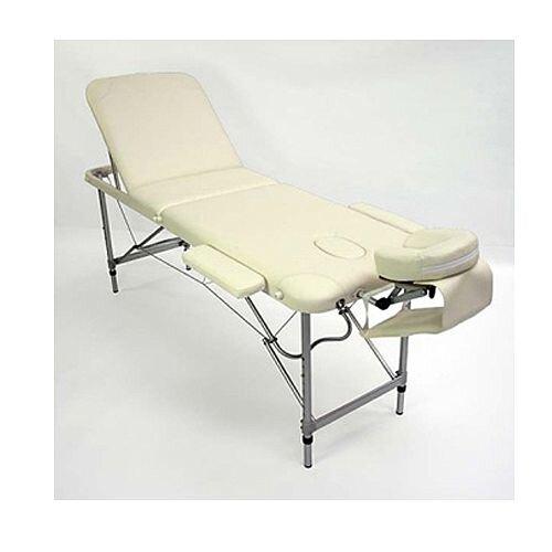 Portable Examination Treatment Couch White H88xW96xL216cm 4601010