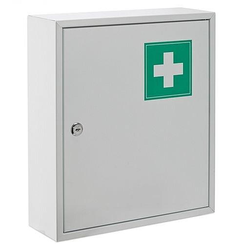 Astroplast Metal First Aid Cabinet Medium EMPTY