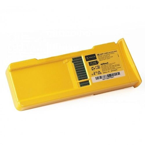 Defibtech Lifeline AED 7 Year Lithium Replacement Battery for Defibrillator DCF-210