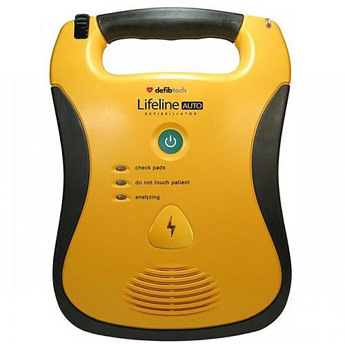Defibtech Lifeline AUTO Fully Automatic Defibrillator (5 Year Battery)