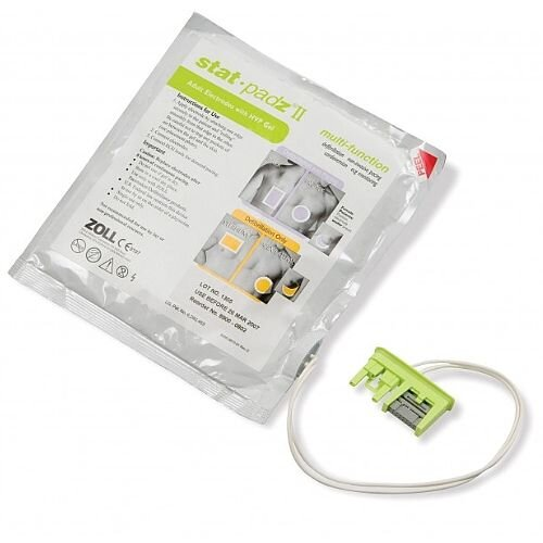 Zoll AED Stat-Padz II Adult Defibrillation Electrodes
