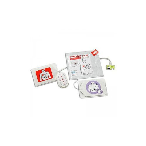 Zoll AED Plus Adult Defibrillation Electrodes