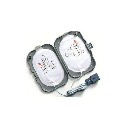 Philips HeartStart FRx AED Defibrillator Smart Pads II Adult Defibrillation Electrodes Pack 1