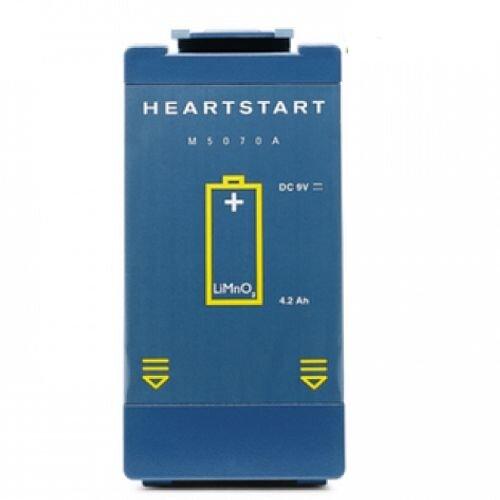 Philips Heartstart FRx &HS1 Replacement Defibrillator Battery 5002040