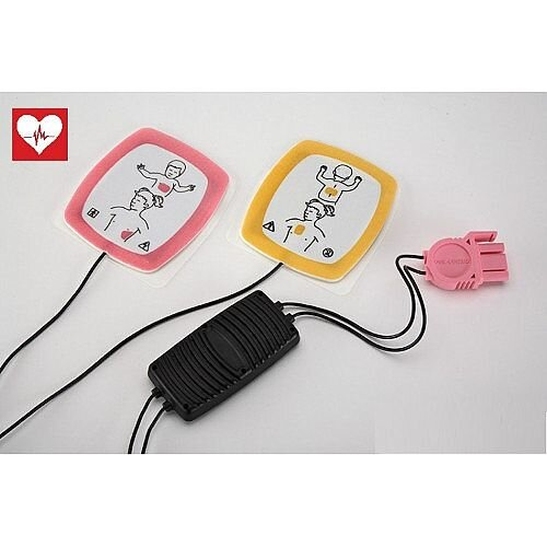 Physio Control LIFEPAK Infant/Child Reduced Energy Defibrillation Electrodes