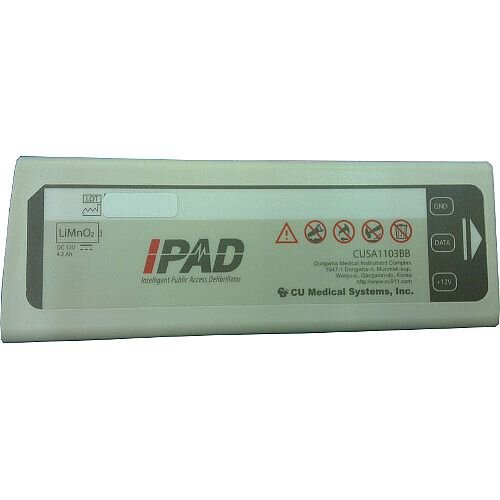 CU Medical Systems iPAD SP1 Lithium-Ion 5 Year Battery Pack